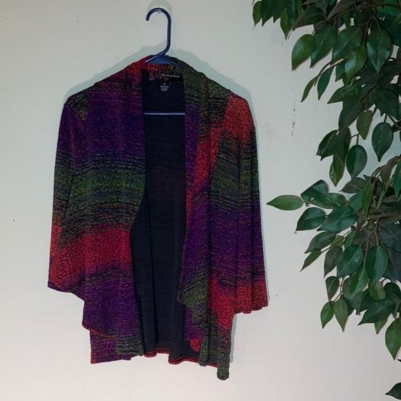 Peck & Peck Jackets & Blazers - Colorful Peck & Peck Jacket